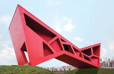 Teahouse-Inspired Bridges