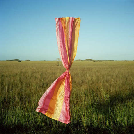 Funeral-Inspired Photographs - Rebecca Reeve's Florida Landscapes Series is All About Loss