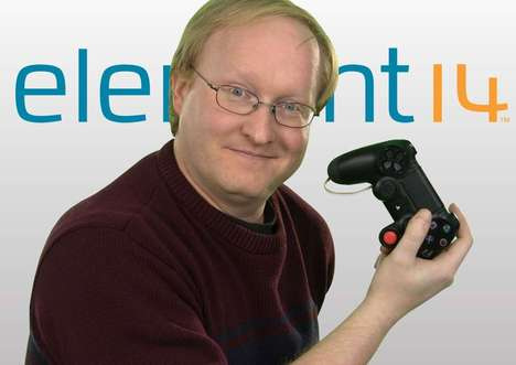 Handicap Console Controllers - Newark & Element 14 Created a Controller for the Disabled