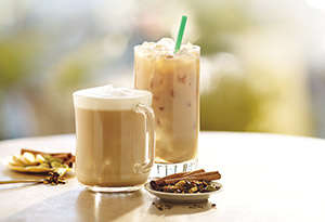 Spicy Celebrity-Made Teas - The Teavana Oprah Chai is the Star