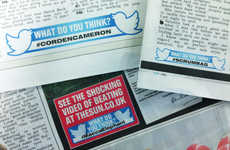 UK Newspaper The Sun is the to Add Daily Hashtags to Its Print Stories