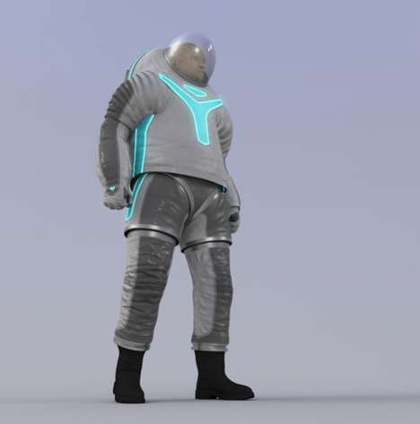 Crowdsourced Space Suit Designs - Voting is Open to the Internet for the Next Z2 NASA Space Suit