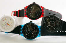 Revolutionary Kaleidoscopic Watches