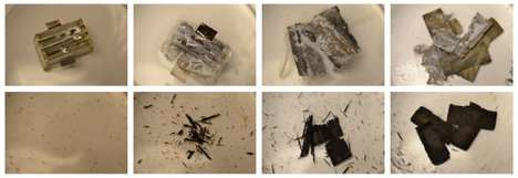 Biodegradable Body Batteries - These Biodegradable Batteries Dissolve Inside the Body After Use