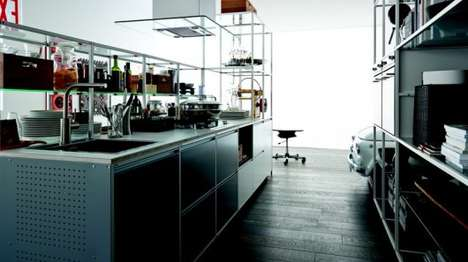 Crowdsourced Kitchen Designs - Valcucine Wants the Public to Help with its Latest Kitchen Design