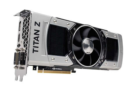 Technological Video Game Enhancers - The NVIDIA Titan Z Graphics Card Enhances Games