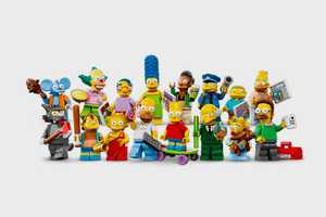 The Official LEGO Simpsons Minifigures are Finally Here