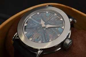 The Bifrost Isbla Watch is Inspired by Nordic Mythology