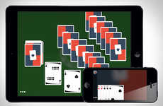 Device Sharing Poker Apps - The Card Table App Lets You Use Your Phone and Tablet to Play Card Games