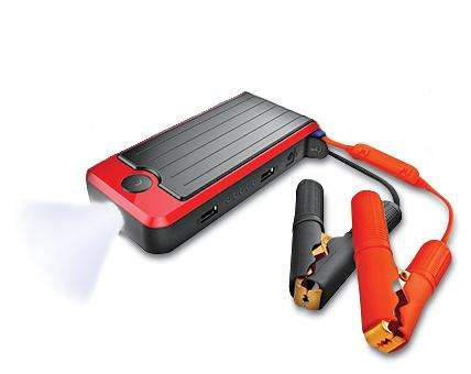 Powerfully Versatile Chargers - The Powerall Charges Electronic Devices & Jump-Starts Car Batteries