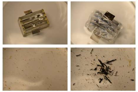 Bold Biodegradable Batteries - John Rogers Presents a Helpful Battery That Melts in the Body