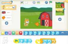 Kid-Friendly Coding Apps - The ScratchJr App Teaches Kids as Young as Five to Program Computers