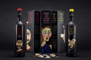 'Moi, Je M'en Fou' Wine Has Casual Character for Young Consumers