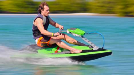 Modular Personal Watercrafts - The Low-Cost