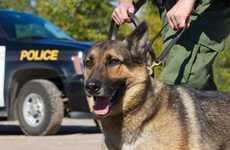 Police Dog Temperature Sensors