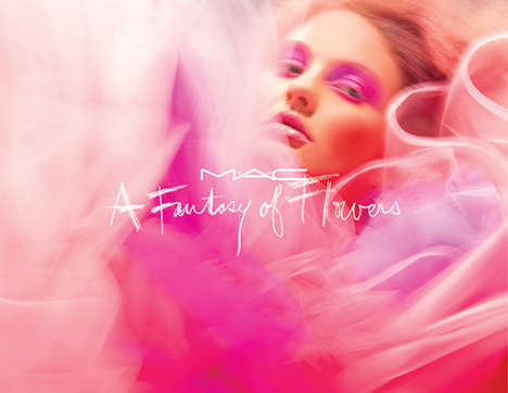 Flirty Floral Beauty Collections - Get Spring Ready with the New MAC Spring 2014 Collection