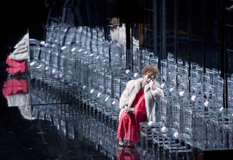 Fashion Designer Musicals - This Fashion Musical is Inspired by Karl Lagerfeld and Coco Chanel