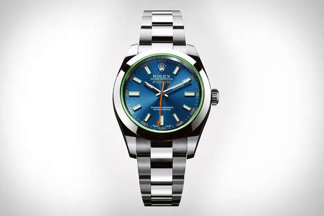 Rolex Milgauss Z Blue Watch