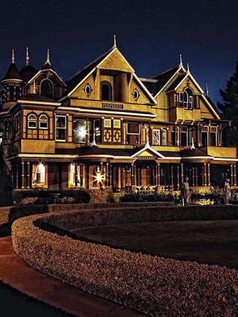 Eerily Haunted Accommodations - Winchester Mystery House Hosts Sleepover Parties for the Brave