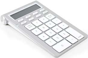 Wireless Smart Keypads - The Satechi Wireless Keypad and Calculator Pairs Well with Apple Products