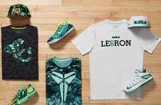 Easter-Inspired Basketball Collections - This Eggcellent Apparel is from the Nike Easter Collection