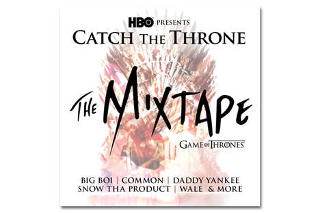 Series-Recapping Mixtapes - HBO Presents Catch the Throne: A Mixtape Recapping Past Seasons of GOT