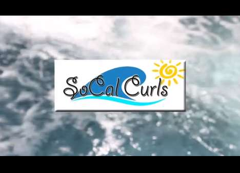 Hair Curling Headbands - SoCal Curls Creates Glam Waves in an Easy and Healthy Way