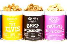 All-Natural Dog Biscuits - Bocce's Bakery Provides Preservative-Free Snacks for Beloved Canine Pets
