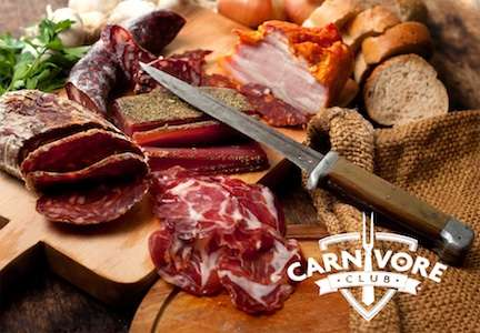 Curated Carnivorous Care Packages - The Carnivore Club Creates Special Care Packages for Meat Lovers