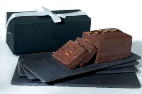 Decadent Hotel-Branded Desserts - The Ritz Carlton Cake Provides a Taste of the Hotel