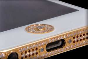 Alchemist London's Million Dollar iPhone is Loaded with Gold and Diamonds