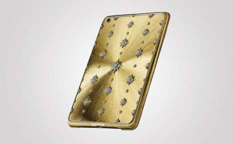 Record-Breaking Tech Cases - Buccellati Has Made the Most Expensive Cases for iPhones and iPads