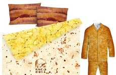 You Can Now Eat & Sleep With The Taco Bell Breakfast Waffle