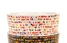 These Waggo Dog Bowls Capture the Essence of Spring