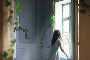 Photographer Lara Zankoul Turns a Room into a Secret Garden