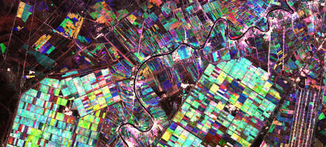 Stunning Satellite Images - Japan