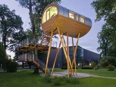 55 Tree Houses for Adults - From Transparent Tree Abodes to Arboreal Tropical Villas