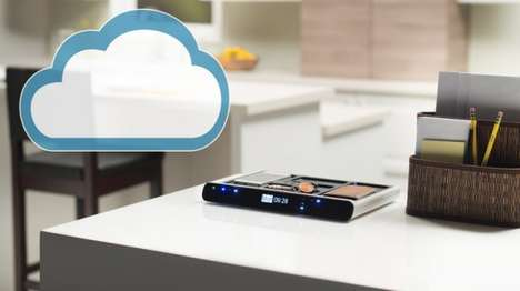 Object-Tracking Wireless Gadgets - This Wireless Communications Hub Can Track Belongings & People