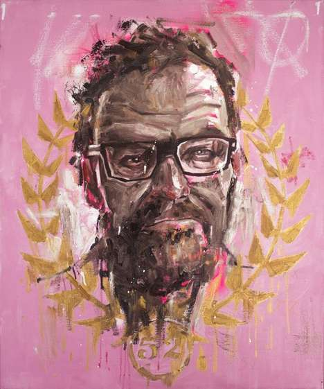 Drug Lord Depictions - Artist and Breaking Bad Fan Armando Mesias Painted These Walter White Works
