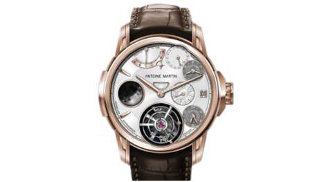 Luxe Astronomy Timepieces - The