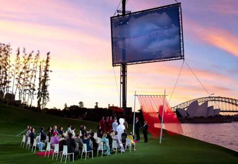 Pop-Up Operas - Sydney Harbour is Staging an Outdoor Pop-Up Opera of