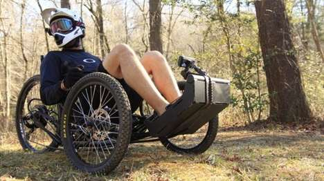 Disability-Friendly Electric Trikes - The Outrider Trikes are Designed for People with Disabilities