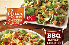 Wendy's Just Unveiled a New Line of Satisfying Crunchy Salad Options