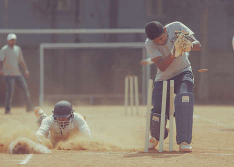 Crowdsourced Cricket Videos - This Nike Video Captures Indians' Passion for the Sport of Cricket