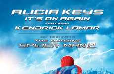Alicia Keys, Pharrell & Kendrick Lamar Unite for the Spiderman Score