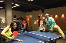 Employee Ping Pong Tournaments