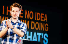 Embracing Failure to Succeed - Alexis Ohanian's Motivational Start-Up Keynote Inspires Confidence