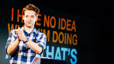 Embracing Failure to Succeed - Alexis Ohanian