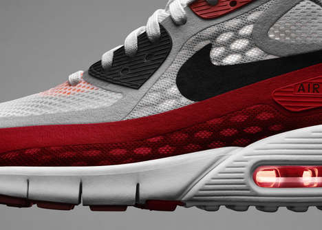 Breathable Sports Shoes - The Nike Air Max Breathe Shoes Will Help You Battle the Summer Heat