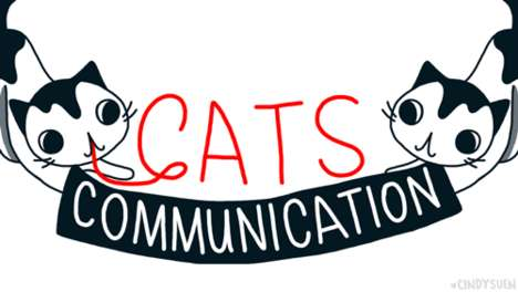 Feline Body Language Animations - Cindy Suen Explains How Cats Communicate